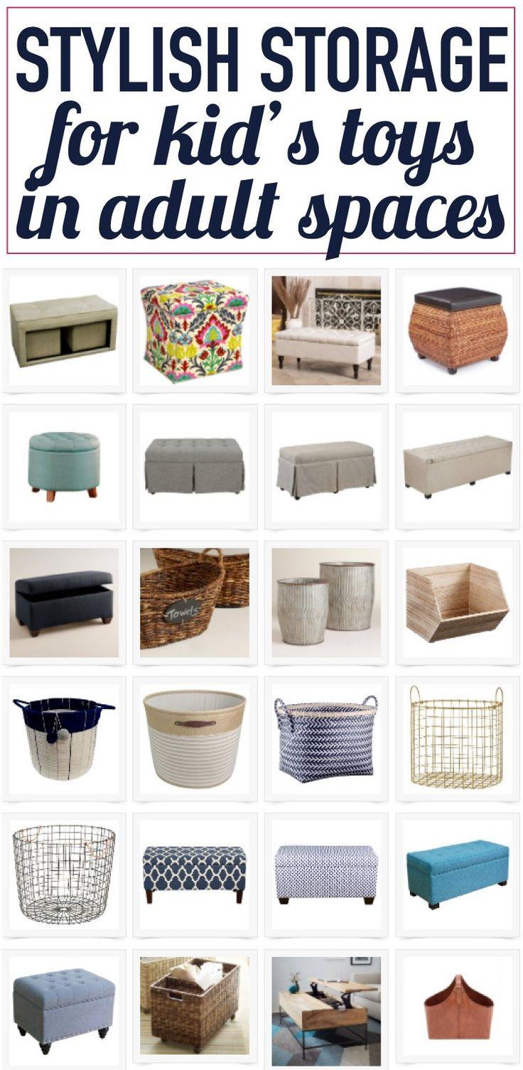 Living Room Organization Tips Stylish Storage Options