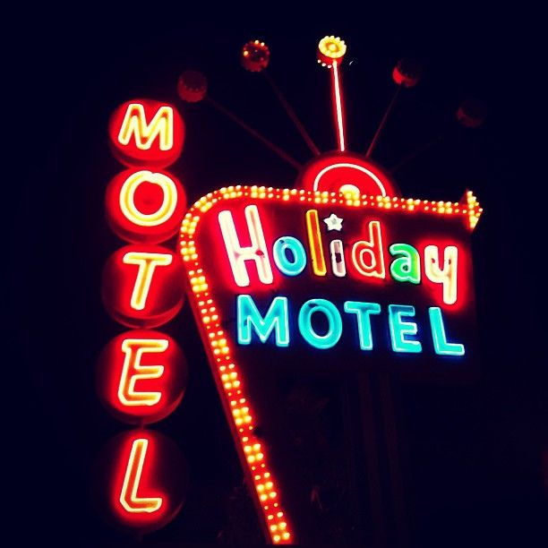 Holiday Motel, Las Vegas NV