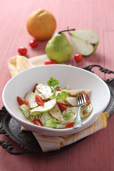 Pear Salad #bakerzin #bakerzinjkt #salad