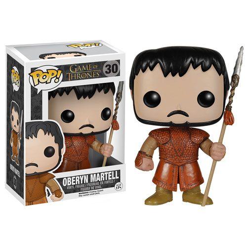 Game of Thrones Oberyn Martell Pop! Vinyl Figure - Funko - Game of Thrones - Pop! Vinyl Figures at Entertainment Earth
