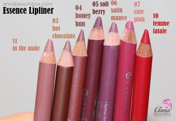Best drugstore nude lipliner-7808