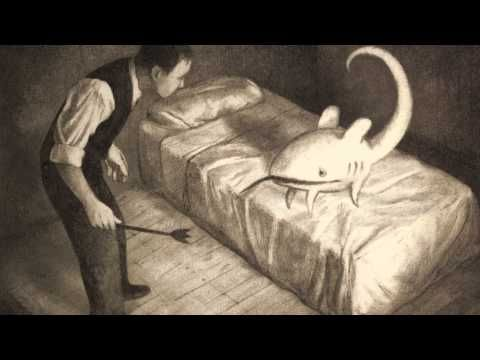 The Arrival - Motion Graphics (Book by Shaun Tan)