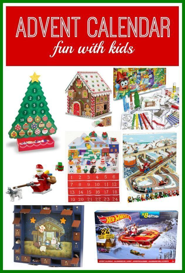 Christmas Calendar For Kids : Best ideas about advent calendars for kids on pinterest