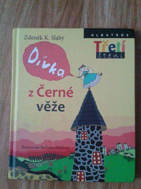 Dívka z Černé věže- Zdeněk K. Slabý