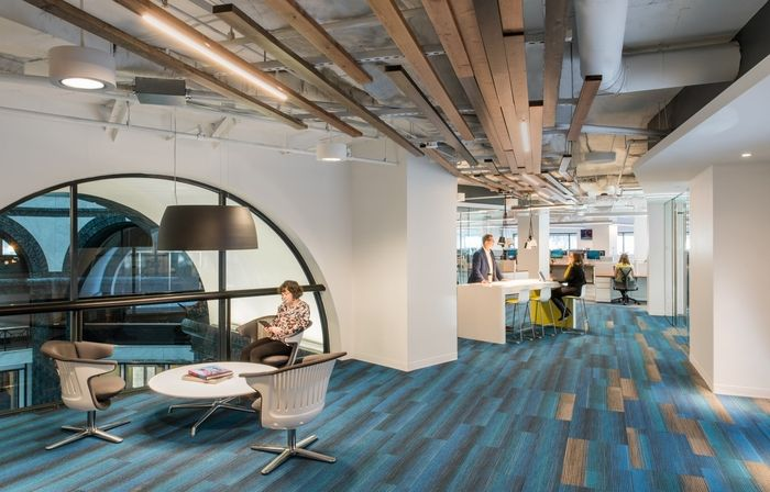 Tempus consulting offices washington dc office designs for Woodworks design office 9