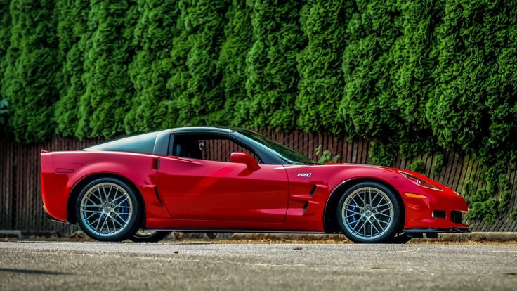2010 Corvette ZR1 Image Gallery