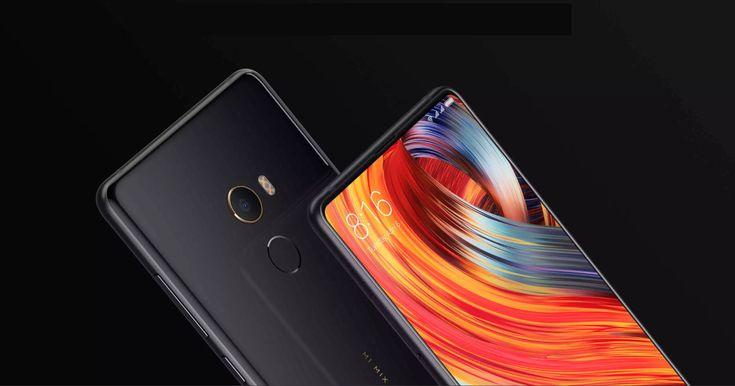 Mi Mix 2 Black Ceramic Model Launches | Chinese Smartphones