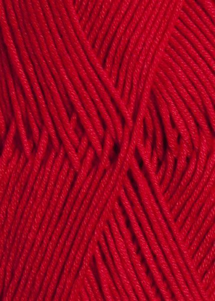 Sandnes garn Mandarin petit - Mørk rød