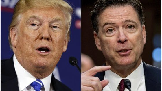 "Le accuse di Comey in tv: ""Trump ricattabile da Mosca. E ha ostacolato la giustizia"""