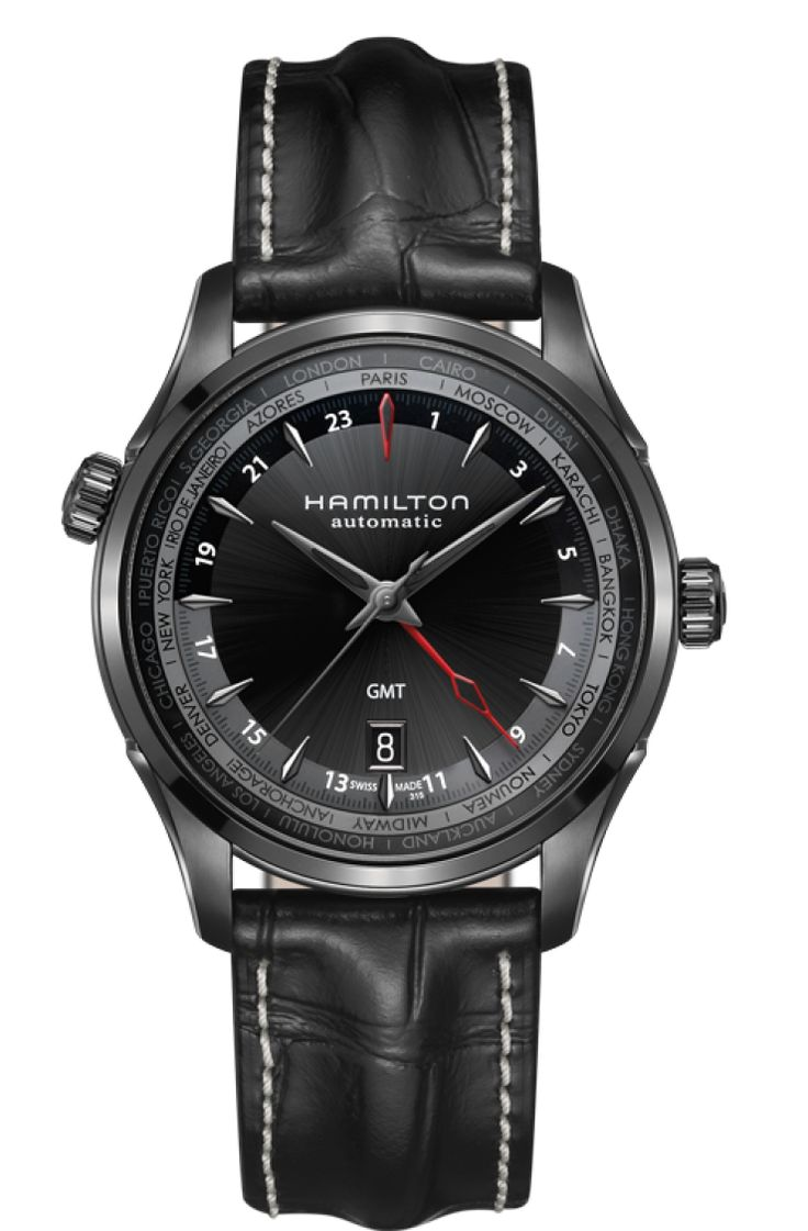 Montre hamilton Jazzmaster GMT Auto, limited edition