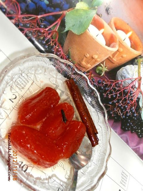 Tante Kiki: Γλυκό κόκκινο ντοματάκι