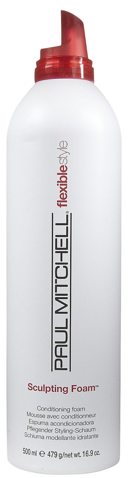 Paul Mitchell Sculpting Foam - The BEST Mouse out there! I've tried it all. This is the only one that does not make my curls feel crunchy! Since it's a conditioning foam, it makes my shapes my curls into loose, soft, and shiny waves.