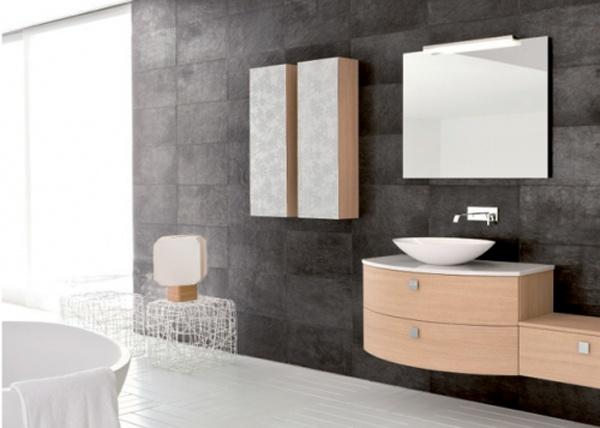 white beautiful bathroom design