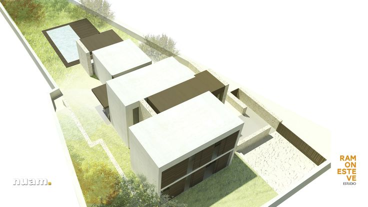 Nuam _ Luxury Villa in El Portet, Moraira (Spain), designed by Ramón Esteve.