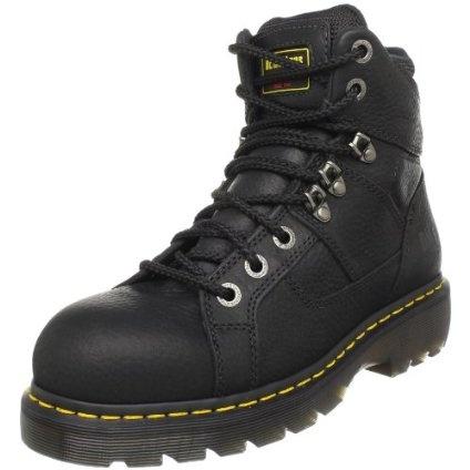 Dr. Martens Ironbridge Safety Toe Boot.  List Price: $124.95