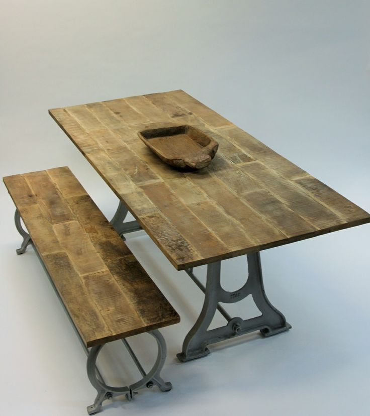 Vintage Dining Table  http://indiecompany.com