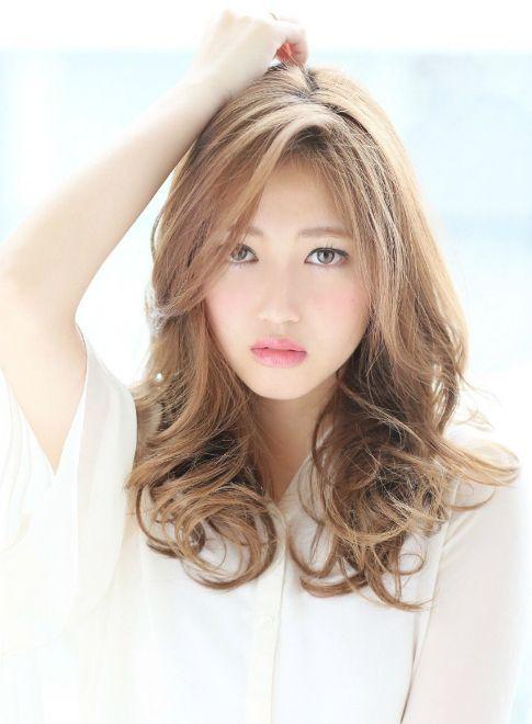 外国人くせ毛風セミロング 【Noz】 http://beautynavi.woman.excite.co.jp/salon/24211?pint ≪ #longhair #longstyle #longhairstyle #hairstyle ・ロング・ヘアスタイル・髪型・髪形・セミロング≫