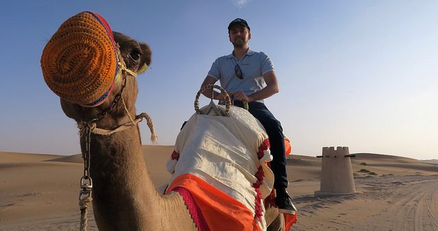 Arabian Nights Village – Desert Adventure in Abu Dhabi