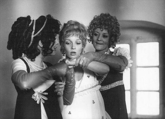 Panna a netvor - 1978 Jana Brejchová, Zuzana Kocúriková a Zdena Studénková