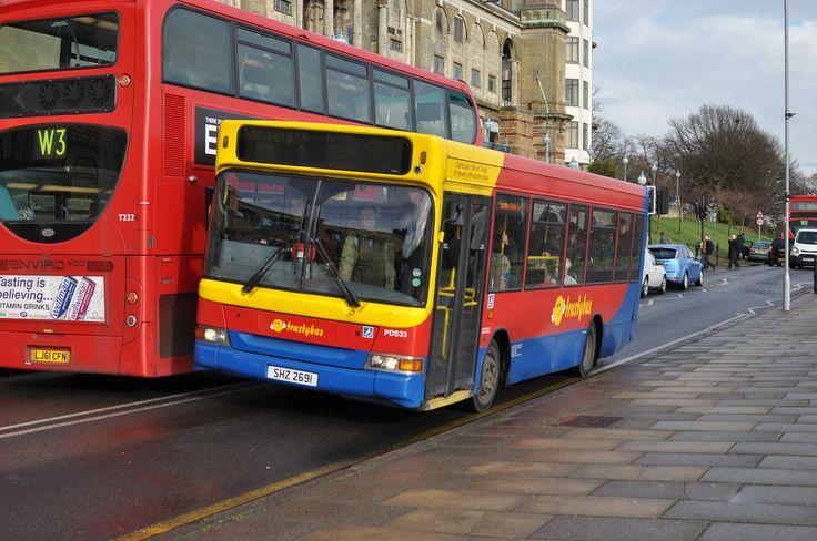 Alle Größen | Trustybus Alexandra Palace Londen | Flickr - Fotosharing!
