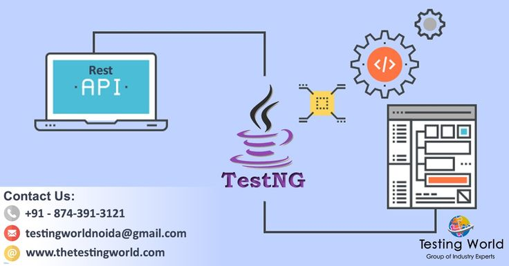 """REST stands for REpresentational State Transfer. REST is web standards based architecture and uses HTTP Protocol for data communication. Get the course """"Rest-Assured : Rest API Testing using Java + TestNG with BDD Options"""" with 75% off, For more software testing courses contact us at +91 - 874-391-3121"""