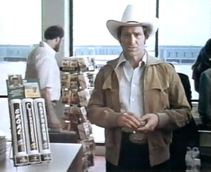 After his football career ended after the 1974 season, WALT GARRISON was a spokesman for Skoal/Copenhagen/Happy Days chewing tobacco!