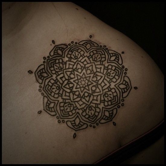 75 Best Mandala Tattoo Meanings Designs: 241 Best Images About Mandala Tattoos On Pinterest