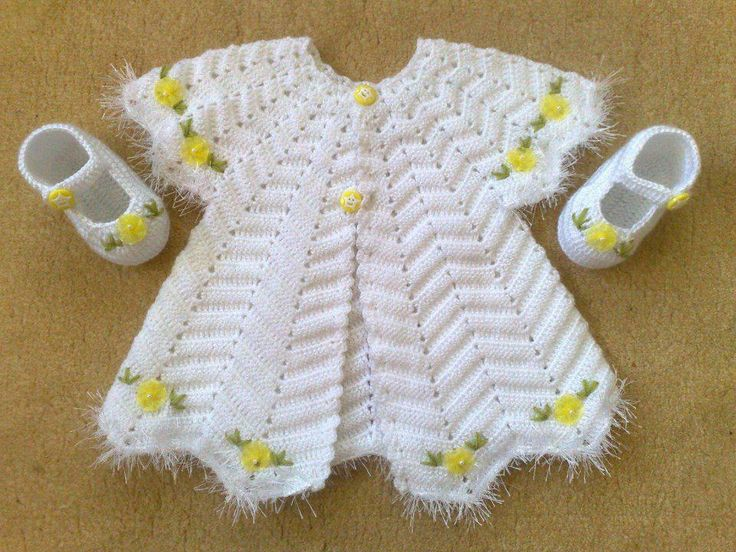 Örgü Bebek Yelek Örnekleri # örgü modelleri # moda # bebek yelekleri