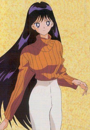 Sailor Mars Princess   Sailor Mars/ Rei Hino