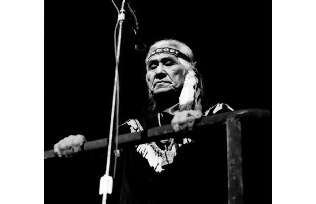 This day in history: July 1, 1967 Chief Dan George silenced a crowd of 32,000 - click pic to read....