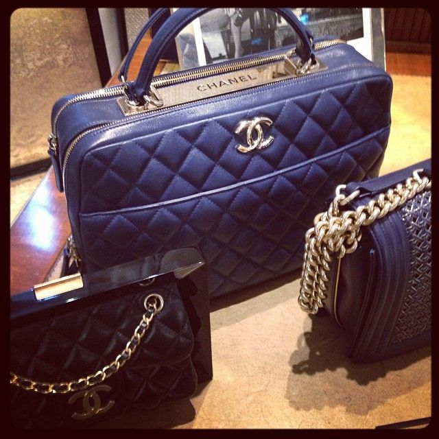 It's Chanel. What's not to like?