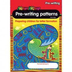 Pre-Writing Patterns - Workbook