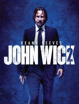 'John Wick 2' reloads for more outrageously stylish action     - CNET  Enlarge Image  His names John Wick and he shoots people. Again.                                                      Warner Bros                                                  Some sequels require you to remember what went before. In others however everything you need is on the poster. And the poster for John Wick Chapter 2 not only tells you what you need to know it also reviews the movie: Keanu Reeves is in it his…