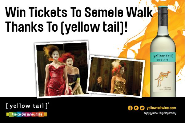 Win one of 2 double passes to 'Semele Walk' the Vivienne Westwood meets Handel extravaganza - highlight of the Sydney Festival 2013
