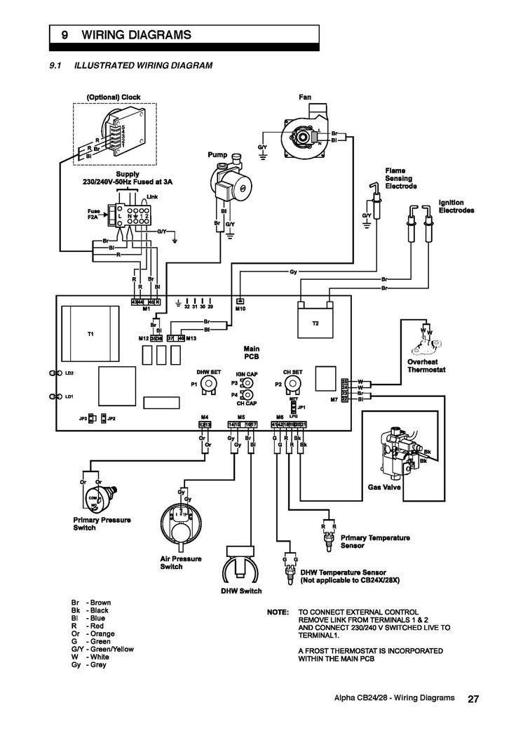New Salus S Plan Wiring Diagram  Diagrams  Digramssample