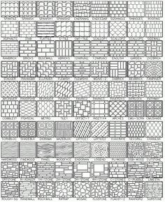 Pin By Liuxiang On Architecture Hatch Pattern Autocad