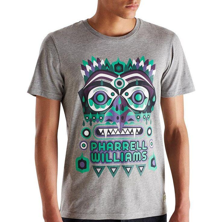 Jack & Jones yeni sezon Pharrell Williams özel koleksiyon tshirtler Blogger's Beyoğlu ve İnternet mağazalarında.