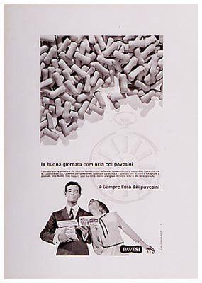Pavesini - Erberto Carboni 1965