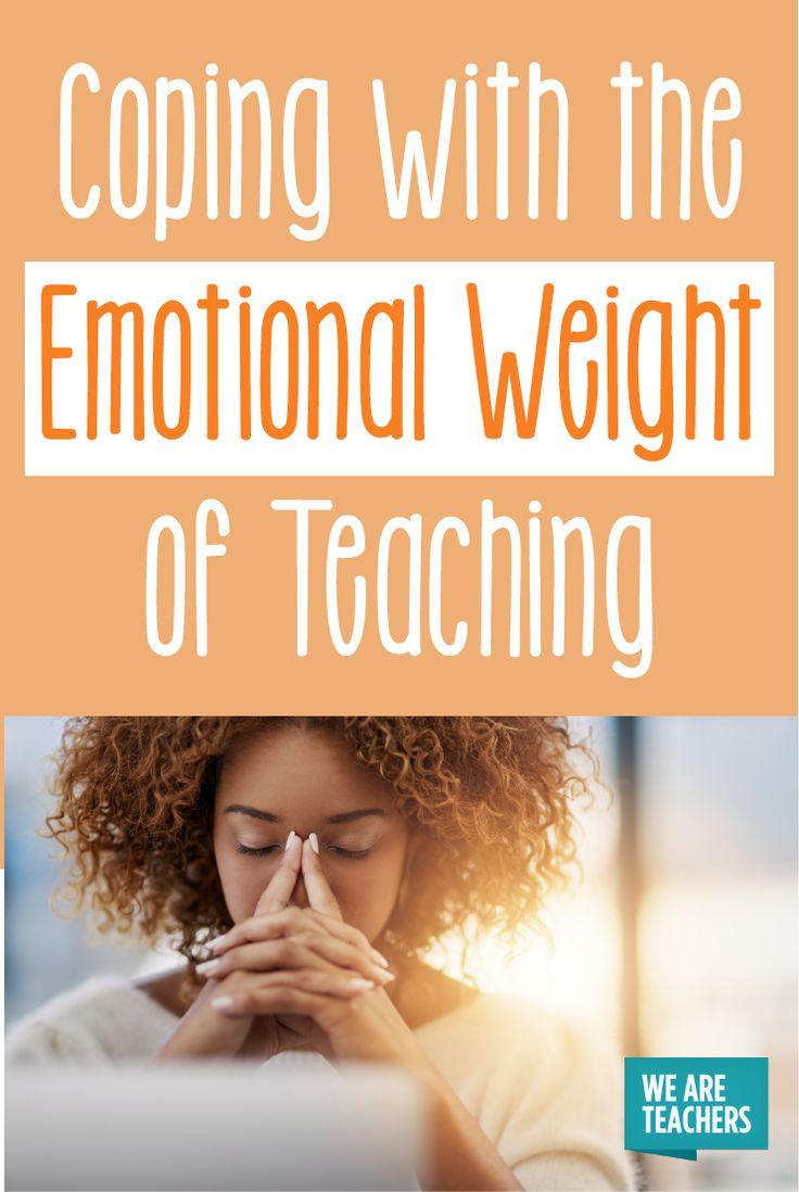 Emotional Stress Management for Teachers - WeAreTeachers