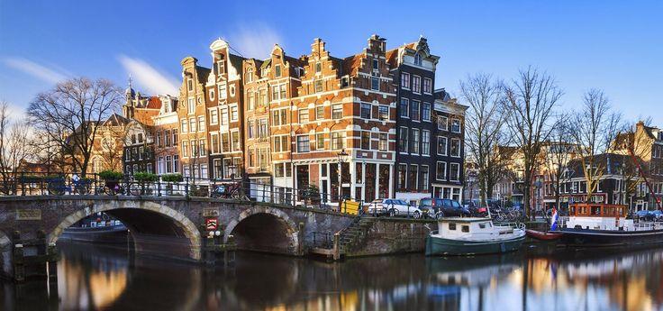 Znalezione obrazy dla zapytania amsterdam