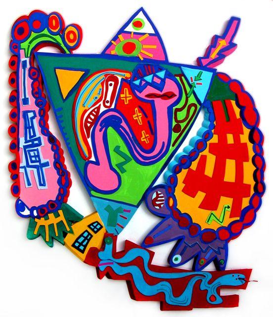 Elizabeth Murray, 'Bongo,' 2006, Gemini G.E.L. at Joni Moisant Weyl