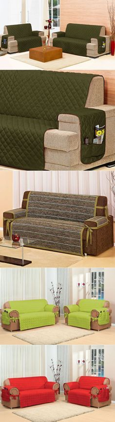 Caso para el sofá. Una idea interesante.