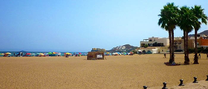 Playa de San Jose Cabo de Gata