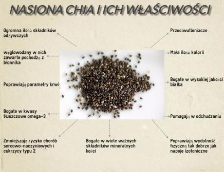 Great recipes & food photography. Healthy food. Blog -  Sklep ze zdrową żywnością - Chia - czy poznaliście te nasiona? Sklep ze zdrową żywnością #chia