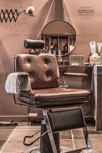 Man Cave Hair Lounge : Barberia vintage barbería pinterest