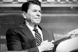 Reagan's Southern strategy gave rise to the Tea Party