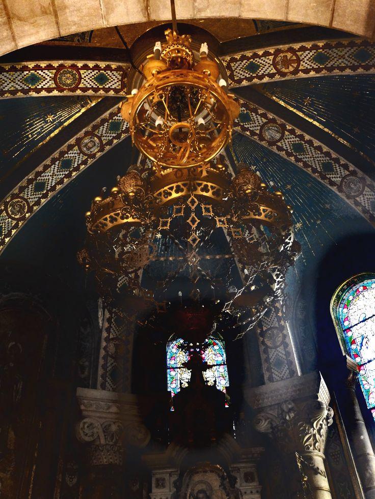 Cripta. Capilla de Nuestra Señora de Vallivana