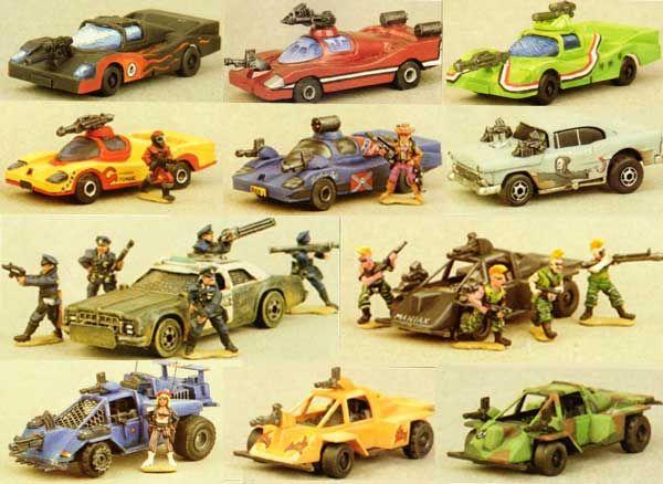 Car Wars Board Game