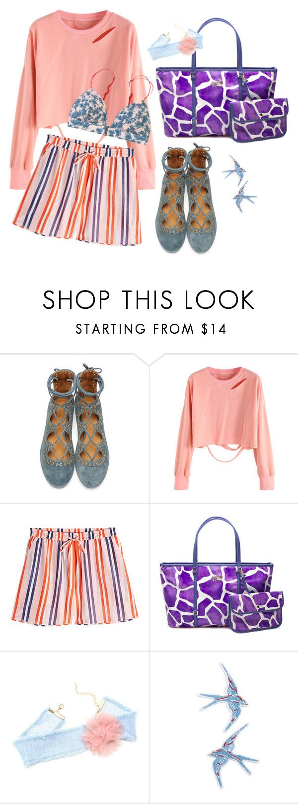 """""""swallows' return"""" by meadowbat ❤ liked on Polyvore featuring Isabel Marant, Diane Von Furstenberg, Class Roberto Cavalli and Topshop"""