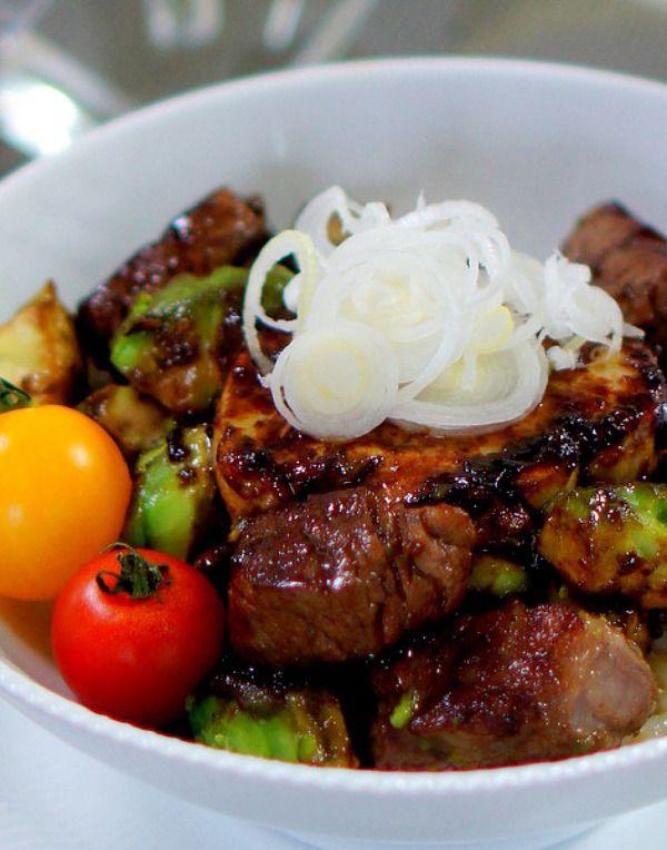 フォアグラステーキ丼 by manngo | レシピサイト「Nadia | ナディア ...